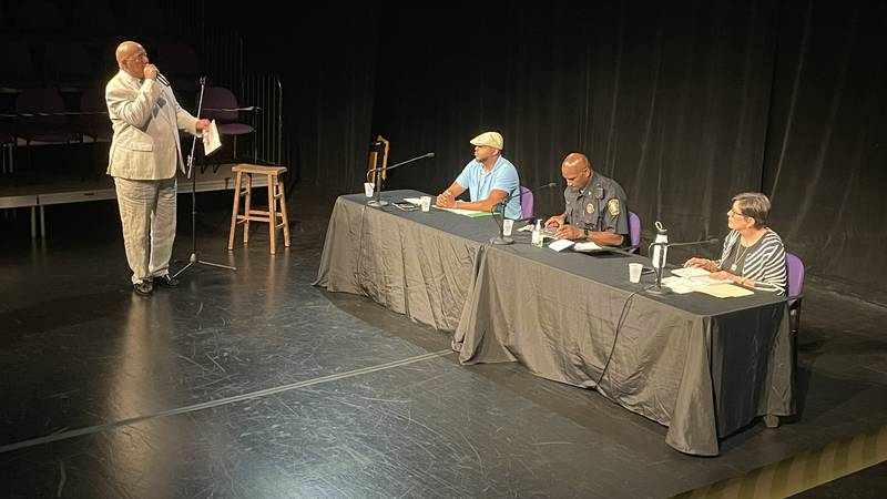 Emotions ran high Wednesday evening as community members begged city leaders to find ways to...
