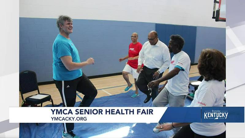Bob Johnson, Donald Hoffman - YMCA