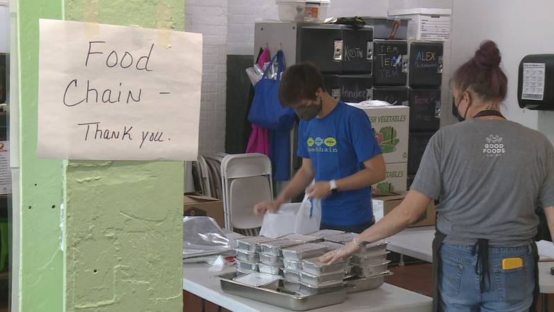 While Nourish Lexington has been able to help and deliver meals to families throughout the...