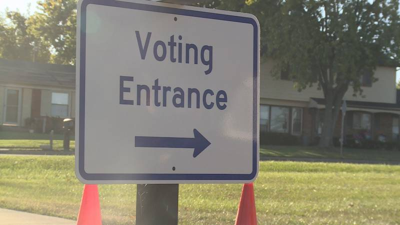 Early in-person voting is underway in Kentucky, and across much of the United States.