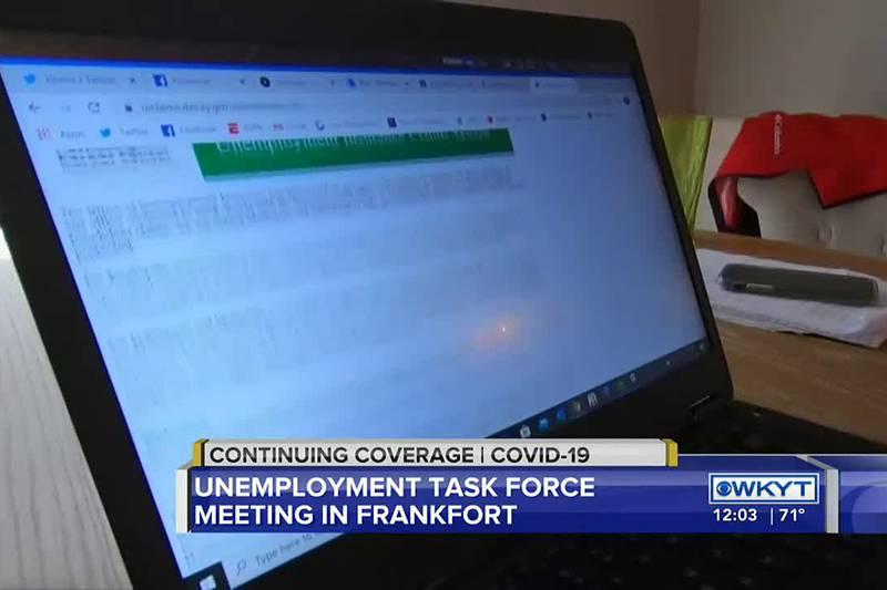 Thousands of Kentuckians still haven't received unemployment payments