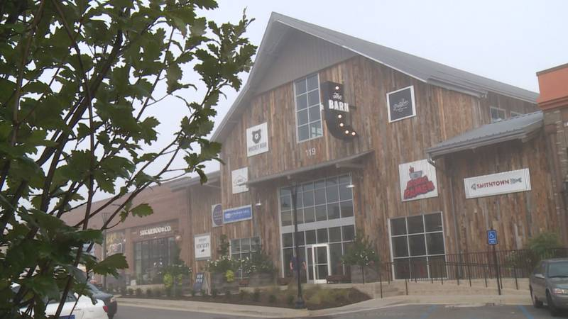 The last original tenant of The Barn at The Summit is relocating.