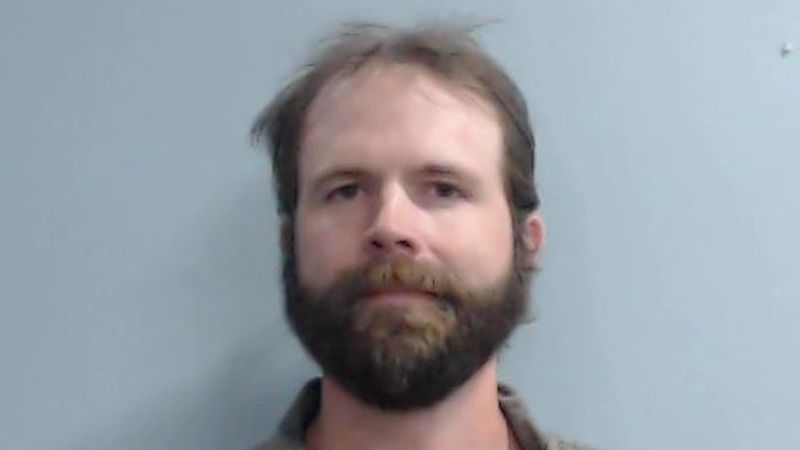37-year-old Derek Nance faces seven counts of criminal mischief and drug charges.