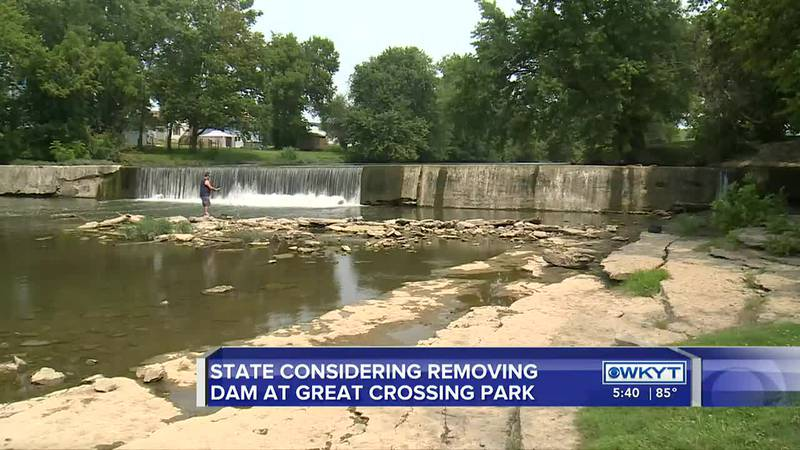 Meeting planned to discuss future of dam on Elkhorn Creek in Scott County