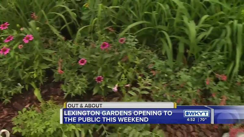 Tis the season to be digging in the garden, or at least admiring others' gardens!