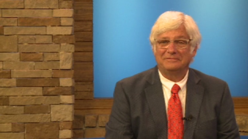 Dr. Foxx was back in studio at WKYT filming his Family Practice show for the first time in a...