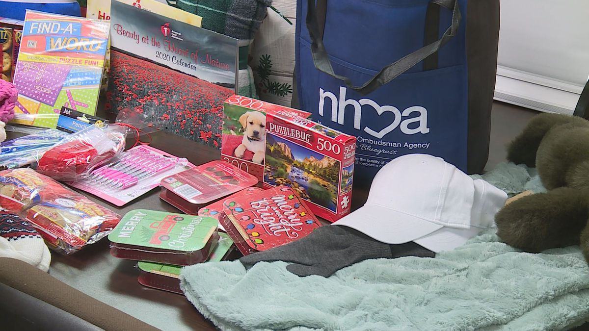 Donations for Silver Bells are being accepted through Friday, Dec.13. (WKYT)