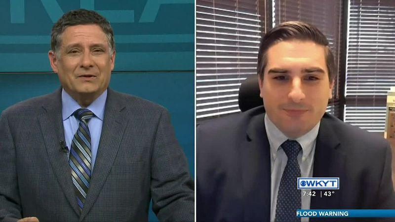 WATCH The Breakdown | Sam Dick interviews Justin Landon, CEO of LBAR