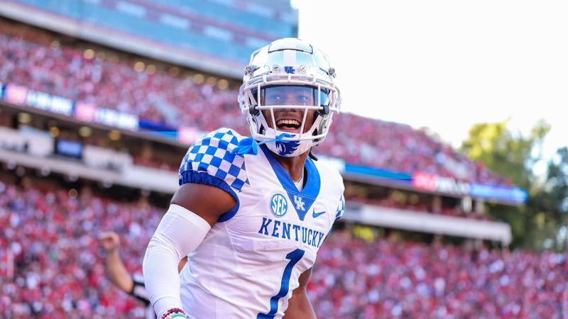 Kentucky takes on No. 11 Georgia