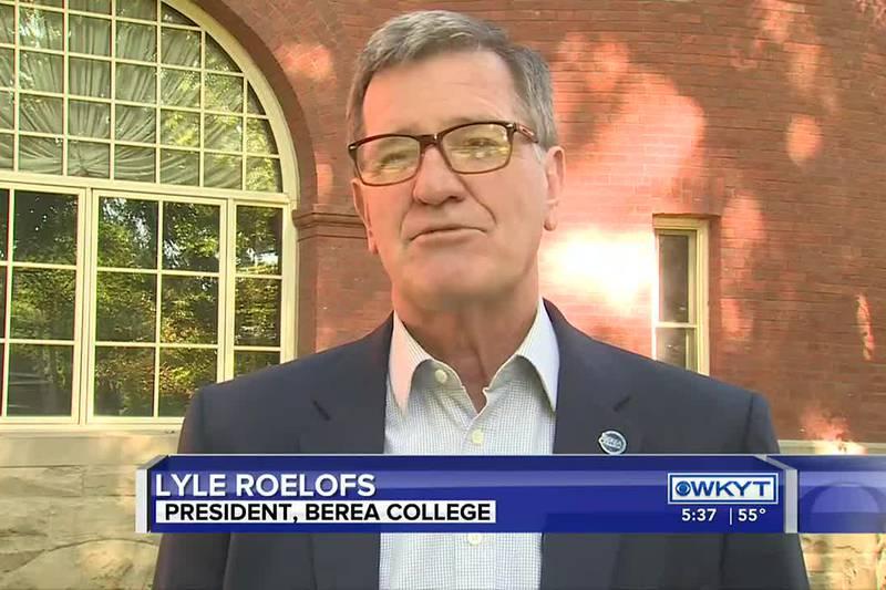 Berea College President Lyle Roelofs has announced his decision to retire, effective June 30,...