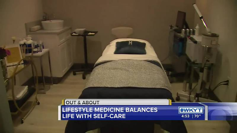 Out & About - Marshall Lifestyle Medicine