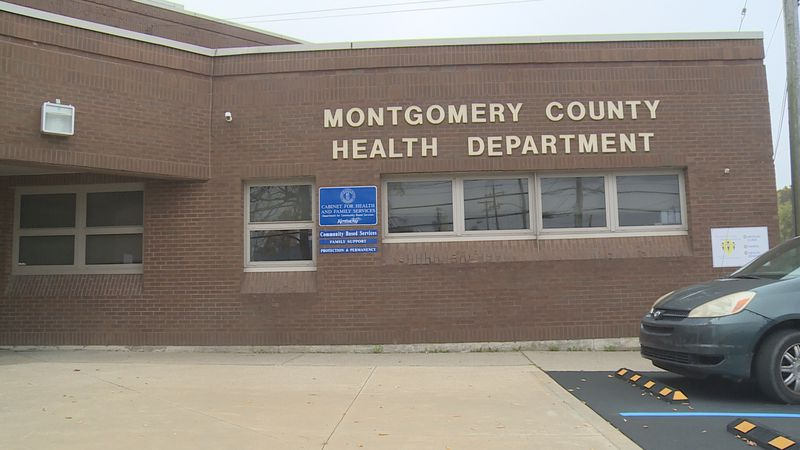 Montgomery County health leaders say they're seeing a rise. Earlier this week, the county...