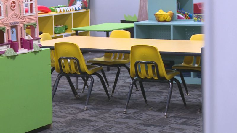 Childcare facilities are asking for employees to be vaccinated at the same time as K-12...