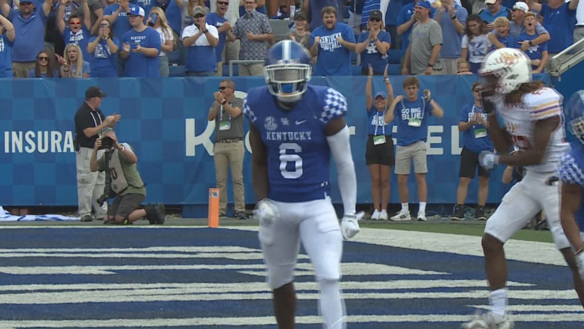 UK receiver Josh Ali is scheduled to appear in court on Sept. 20 to face charges stemming from...