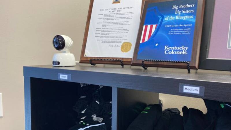 Staff at Big Brothers Big Sisters of the Bluegrass said they think someone broke in over the...