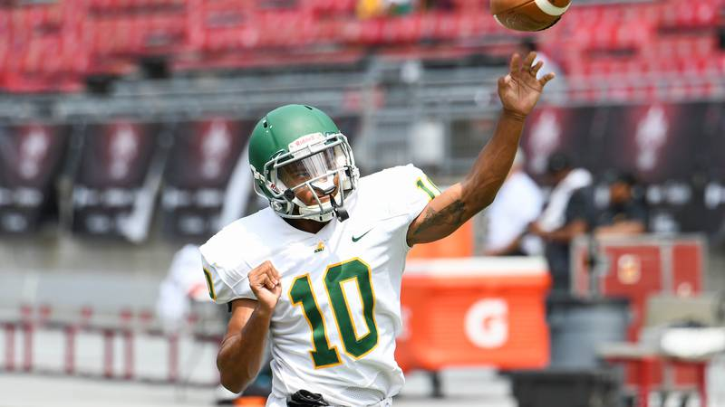 Kentucky State tops Central State.