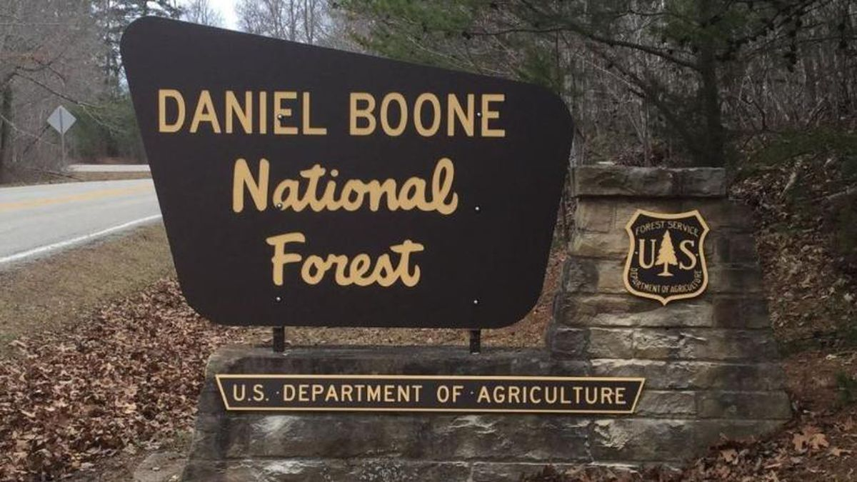 Daniel Boone National Forest/Facebook