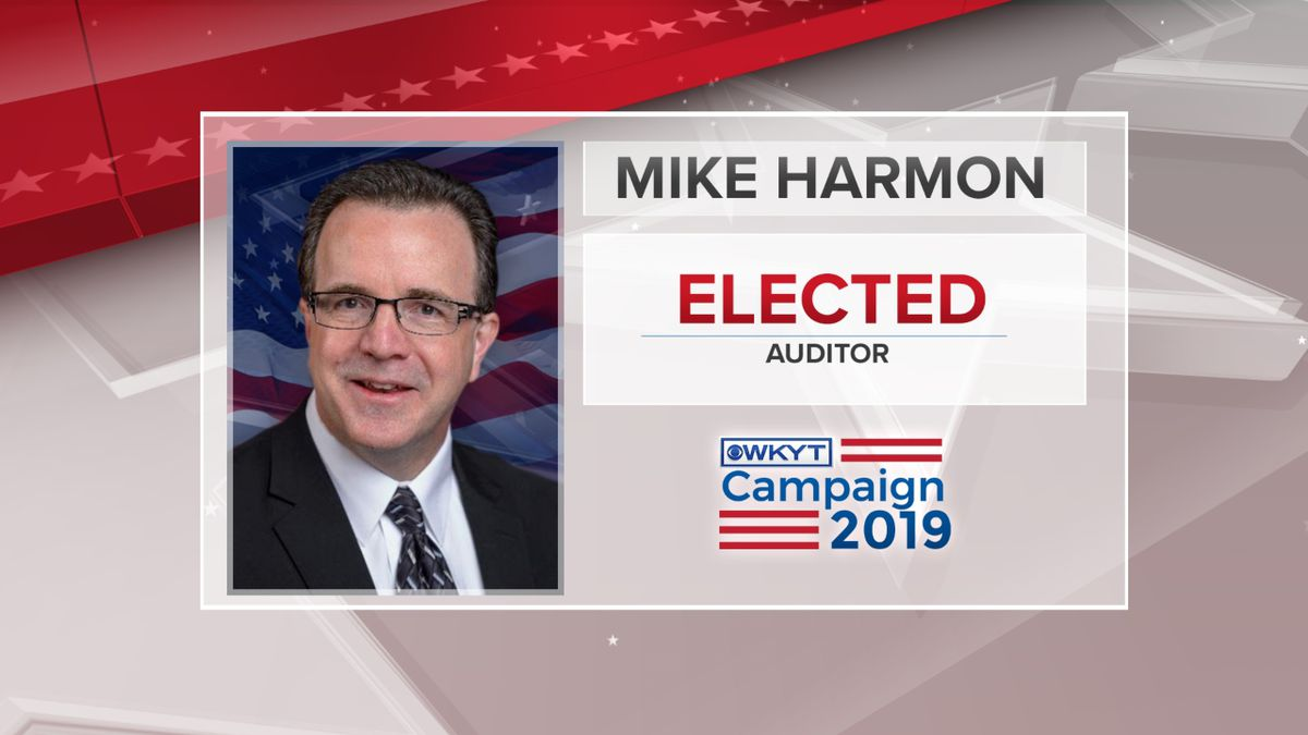 Mike Harmon won his race against Democrat Sheri Donahue and Libertarian Kyle Hugenberg. (Photo: WKYT)