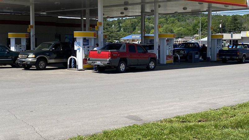 Gasoline has been in short supply at stations in several southern Kentucky towns. It started...