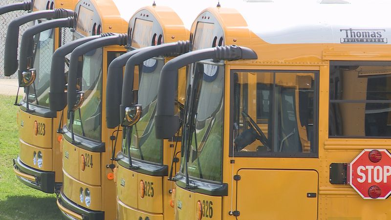 """Being a bus driver is one of the most important jobs we have in the district. You are often..."