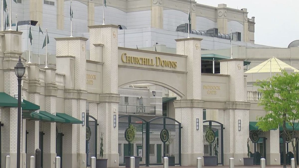 Churchill Downs (Source: WAVE 3 News)