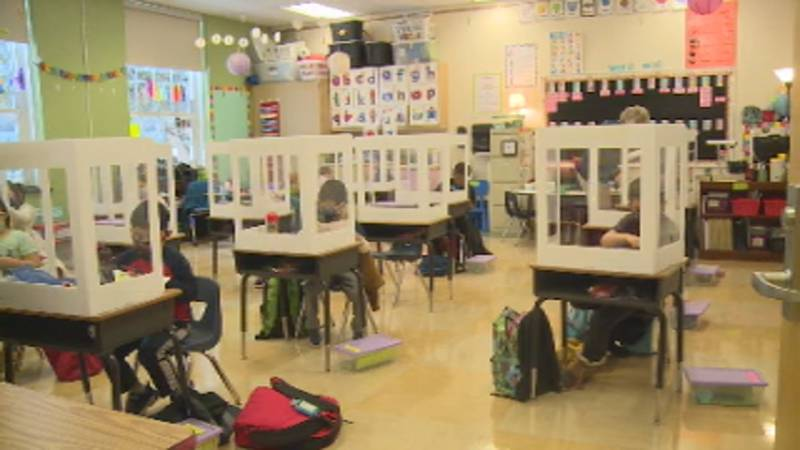 School district leaders will now have to decide whether to continue requiring masks in the...