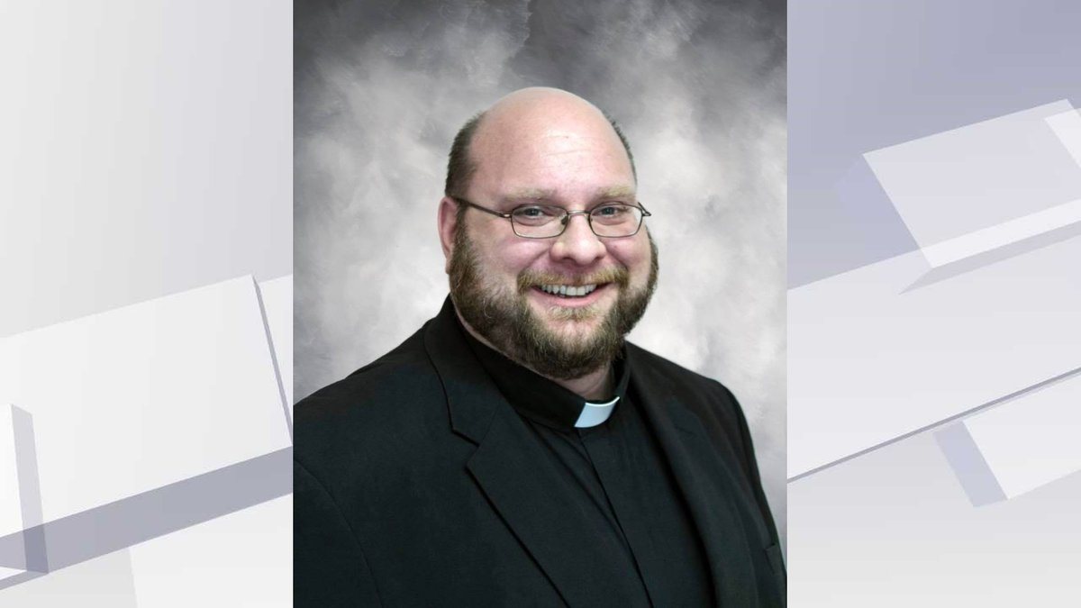 Details about the allegations against Rev. Alan Carter have not been released. (Photo: Saints...