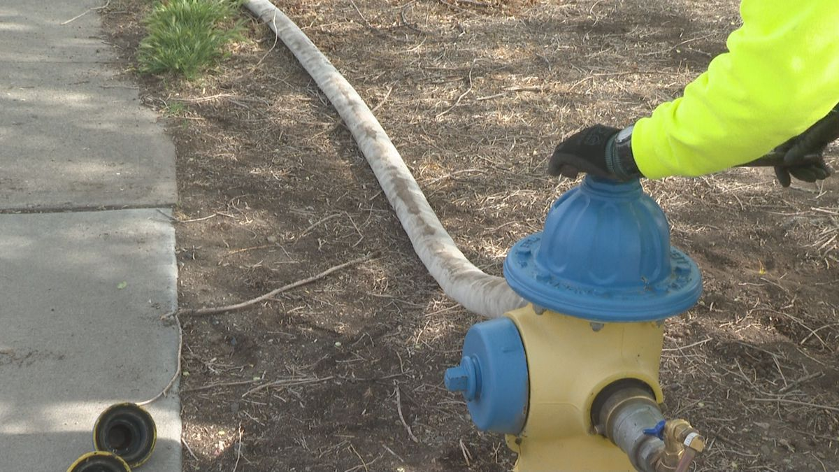 Kentucky American Water is asking people to be on the lookout for anyone tampering with fire...