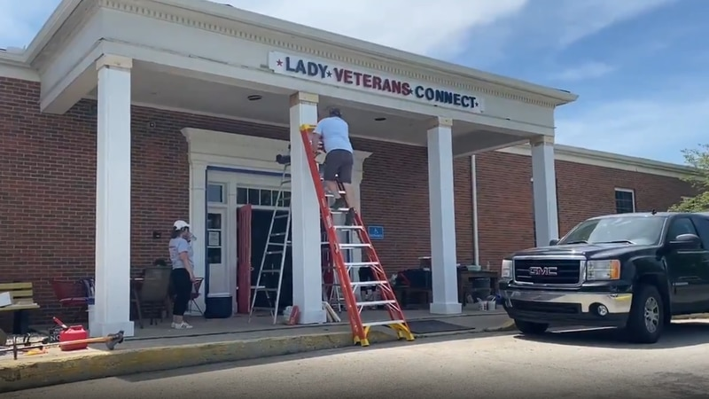 The Lady Veterans Connect Home in Clark County is set to open in just a few weeks. Dozens of...