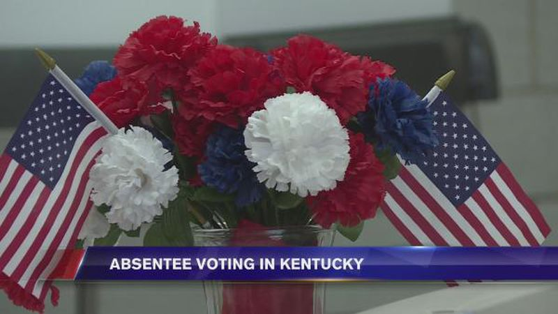 It has been an unusual election year so far, especially when it comes to the number of absentee...