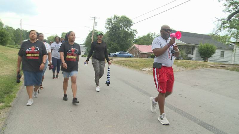 The two communities joined each other Saturday to celebrate the federal holiday, which...