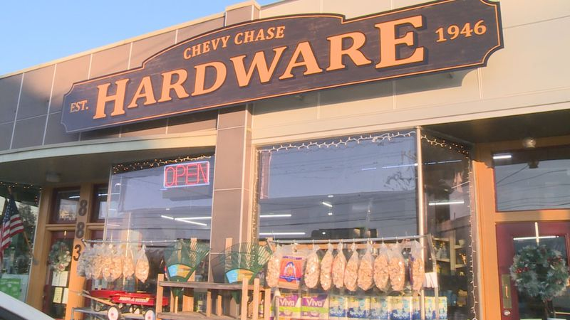 Lexington's Chevy Chase Hardware has supplies to prep your car and home for winter weather.