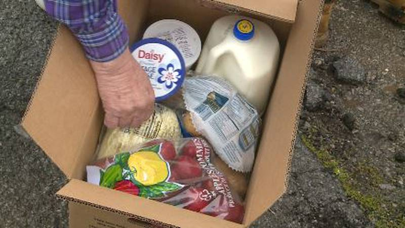 The pandemic has left some families struggling to make ends meet. Churches in Lexington are...