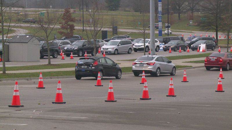 As we get closer to the holidays, officials at the University of Kentucky's COVID-19 testing...