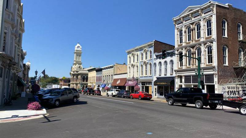 This weekend, downtown Georgetown will be filled with live music, games, food and more as they...