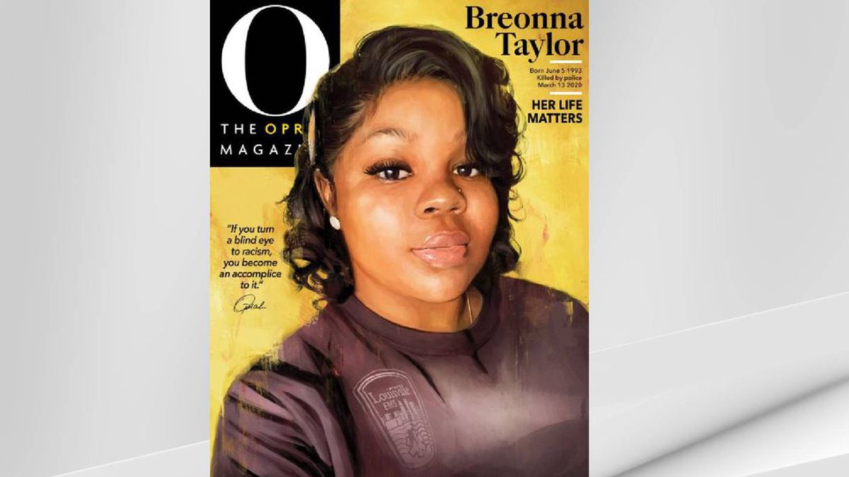 """For the first time in 20 years, Oprah's face is not gracing the cover of """"O"""" magazine."""