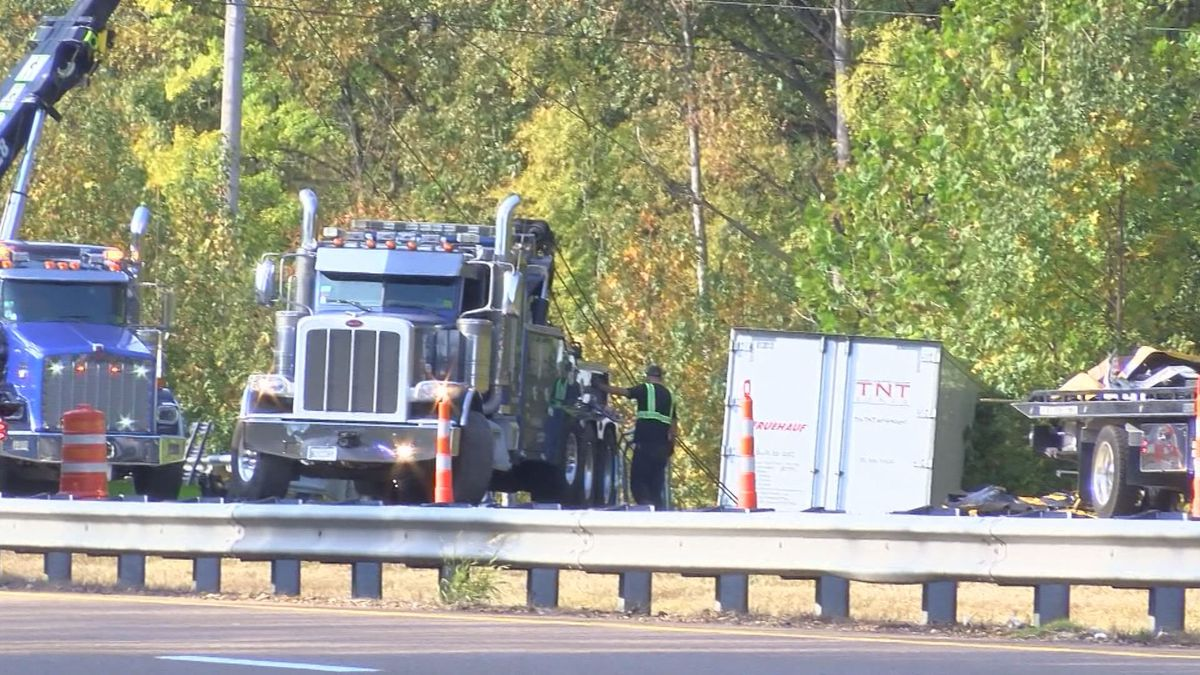 Two men from Eastern Kentucky were killed in Tennessee after police say a semi drove through a construction zone. (WMC)