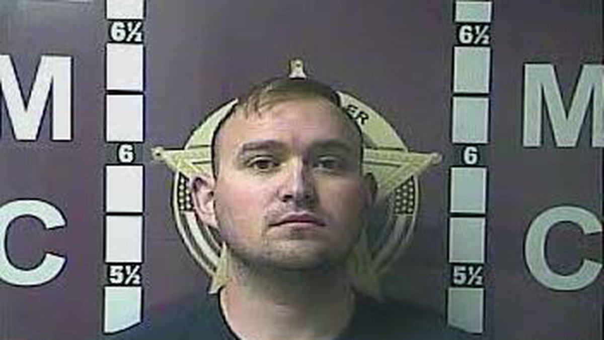 JDouglas Thomas was arrested on charges of criminal abuse and strangulation.