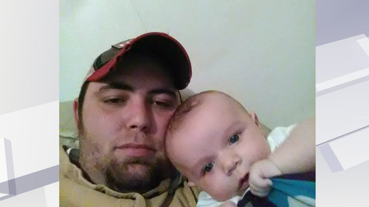 Family members provided a photo of Scotty Ray Young, 29, and his stepgrandson Colton, who is...