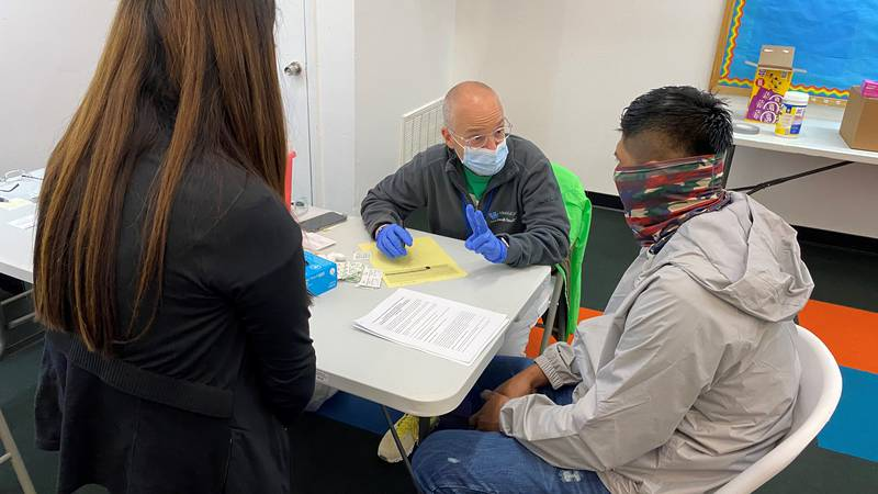 The Lexington-Fayette County Health Department teamed up with the Community Action Council for...