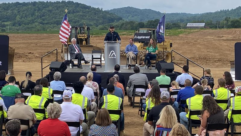 At the facility Pulaski County facility, which will be near Shopville in the Somerset area,...