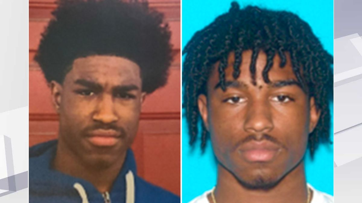 Kenneth Jackson is wanted in a homicide case from October of 2019. (Photos: Lexington Police Department)