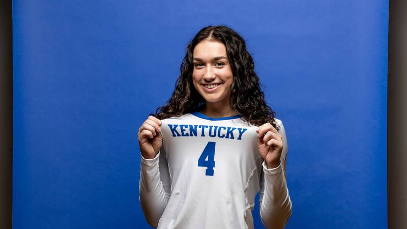 UK volleyball is 2-0.