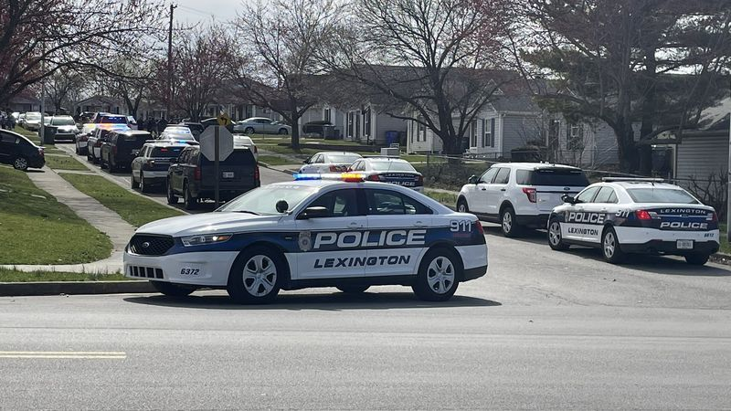 A man is in custody after a high-speed chase through several counties.