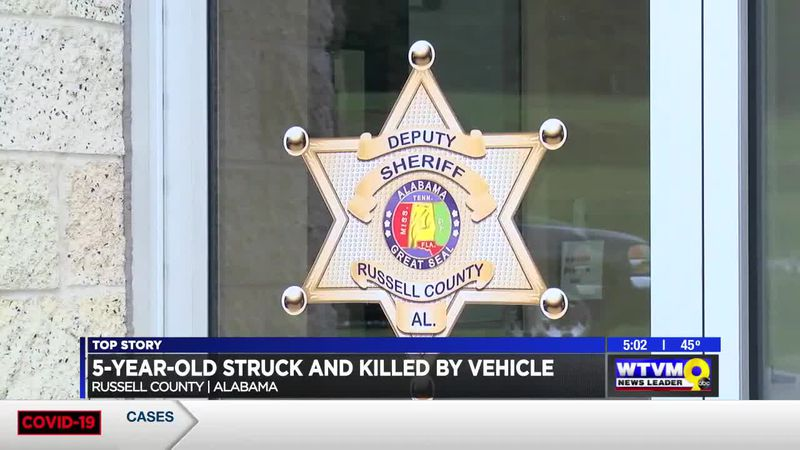 """The sheriff says the suspect kicked the boy out of the family vehicle for """"being unruly,"""" after..."""