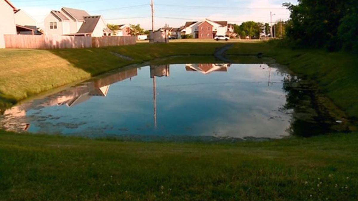 Esther Westenbarger's car was discovered in a retention pond in Indiana.