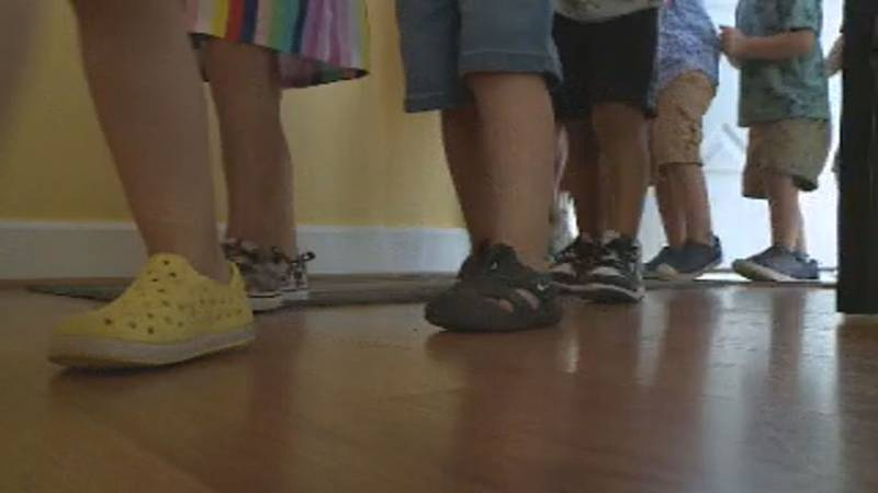 Parents sending their kids back to daycares this fall may notice the cost of care is on the rise.