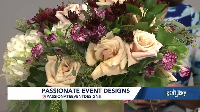 Shalon Thomas  -  Passionate Event Designs