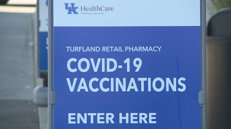 State officials are encouraging everyone who is eligible to get a vaccine. Right now, that's...