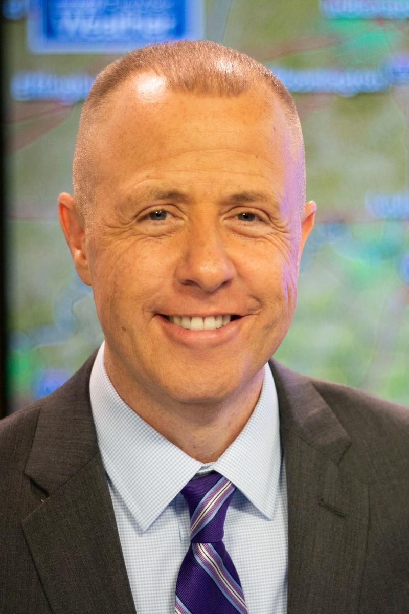 Headshot of Chris Bailey, Chief Meteorologist